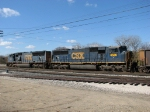 CSX 4586 & 4711