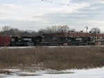 NS 5042, 8854 & 9150 mingling together