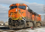 6222 & 5743 start onto the Service Track
