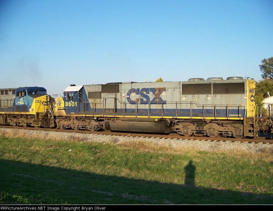 CSX 8601