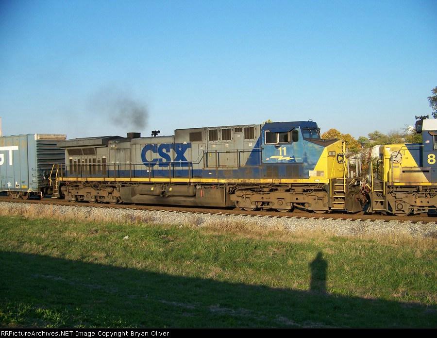 CSX 11