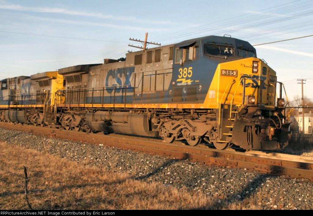 CSX 385