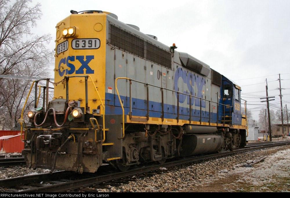 CSX 6391