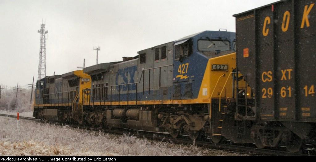 CSX 427