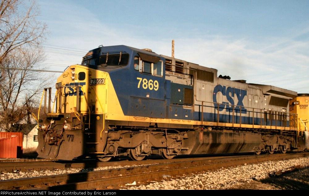 CSX 7869