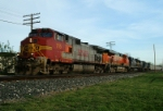 BNSF 715