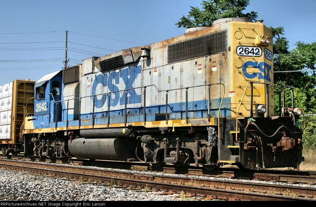 CSX 2642