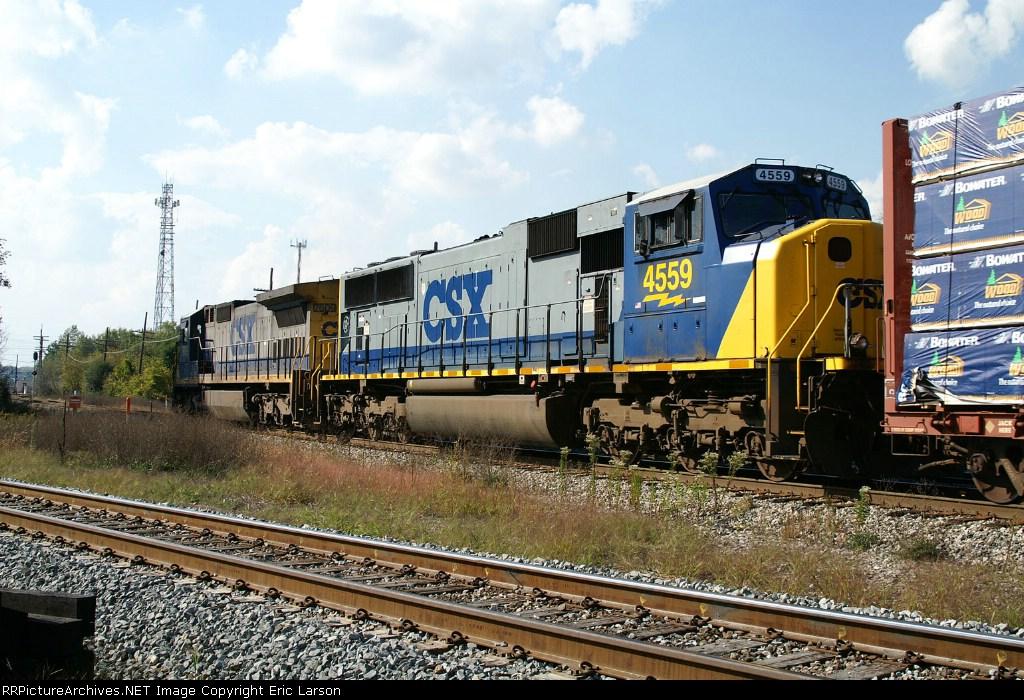 CSX 7609