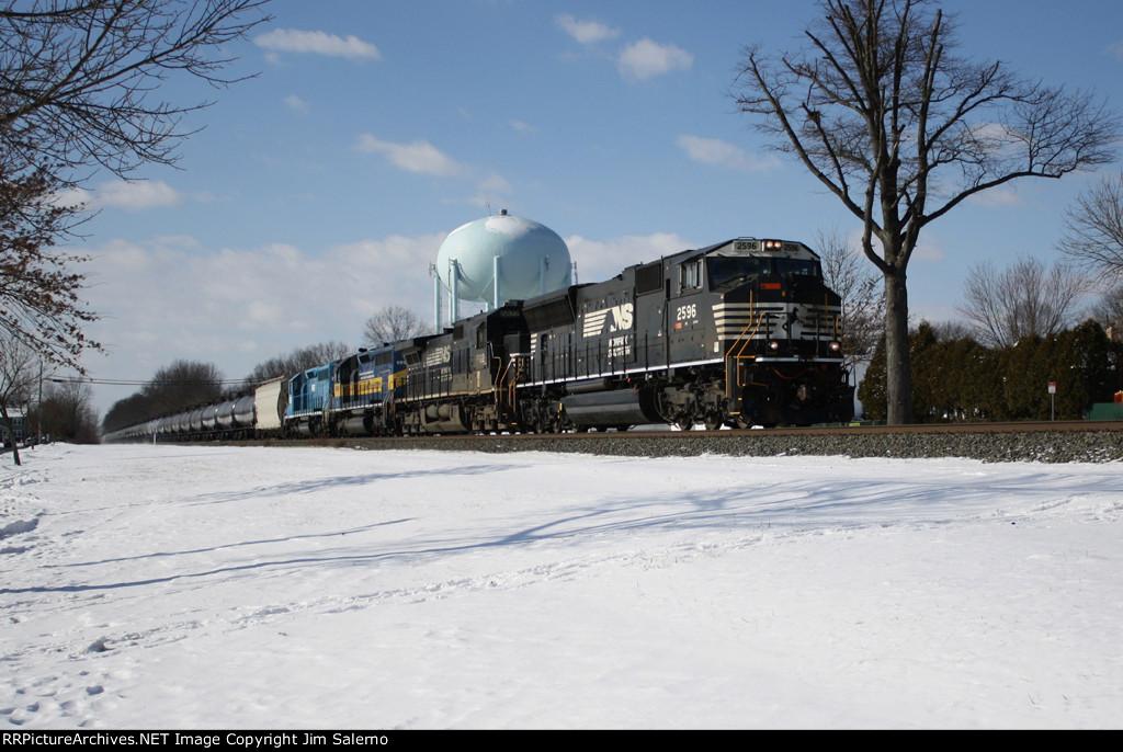 NS 68Q  ethanol Train