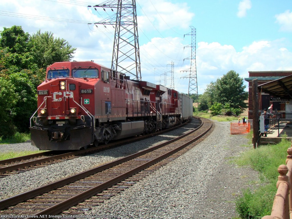 CP 8619 and CP 8734