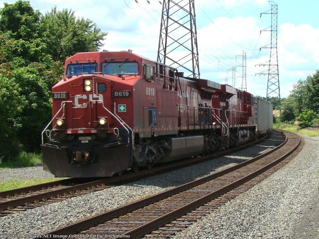 CP 8619 and CP8734