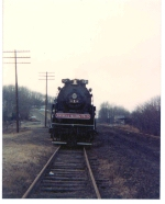 American Freedom Train 1976-484 AFT 1 Ex Reading T1