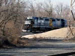 CSX and NS coming out of the wood-work