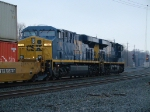CSX 786 and 769