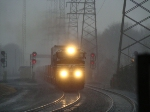 NS 9830 heavy rains