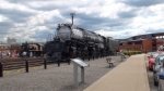 Union Pacifics Big Boy at Steamtown