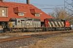 GTW 5952 on CN 501