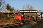CN 2727 on CN 397