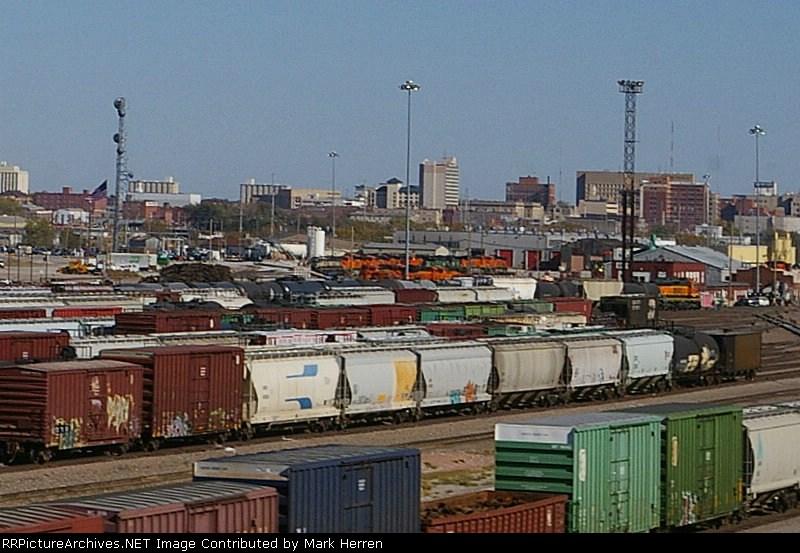 BNSF Yards