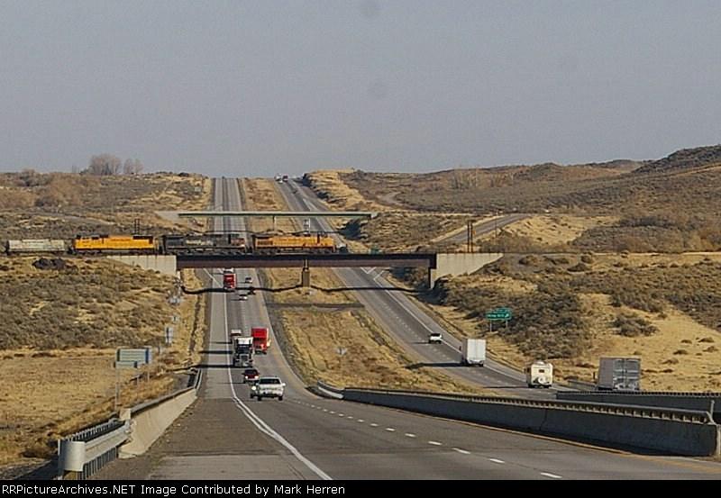 Over I-84