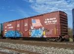 WSOR 9-11-01 Box Car