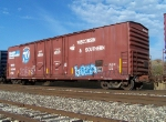 WSOR 503149-Model Railroader Magazine 70th Anniversary Box Car