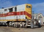 Grain Elevator Locomotive MWRX 201