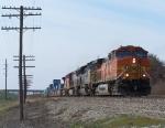 Eastbound BNSF Intermodal