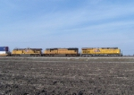 Eastbound UP Intermodal