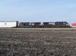 Eastbound NS Auto Train