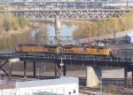 Eastbound UP Loaded Coal Train DPU's