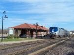 Westbound Amtrak Kansas City Mule Train# 311
