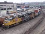 Eastbound UP Intermodal With an Unpatched SP