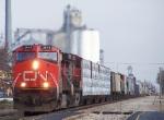 Southbound CN Manifest