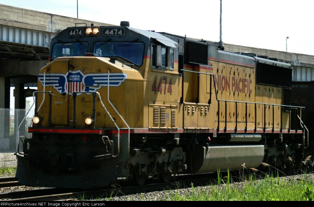 UP 4474