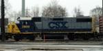 CSX 2809