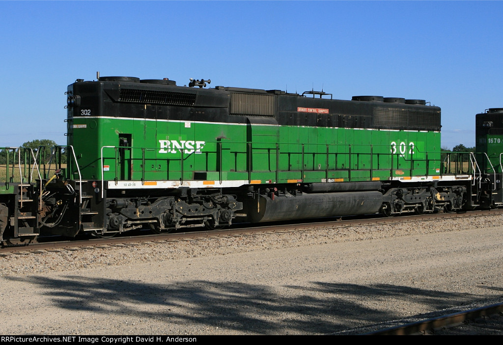 BNSF 302