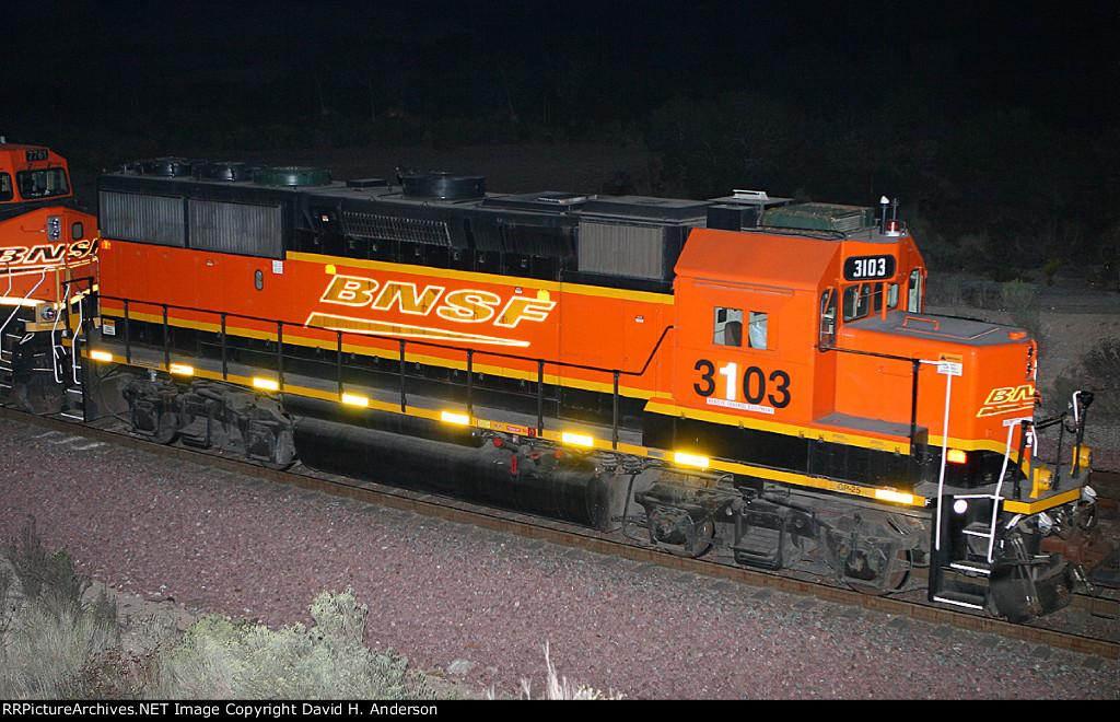 BNSF 3103