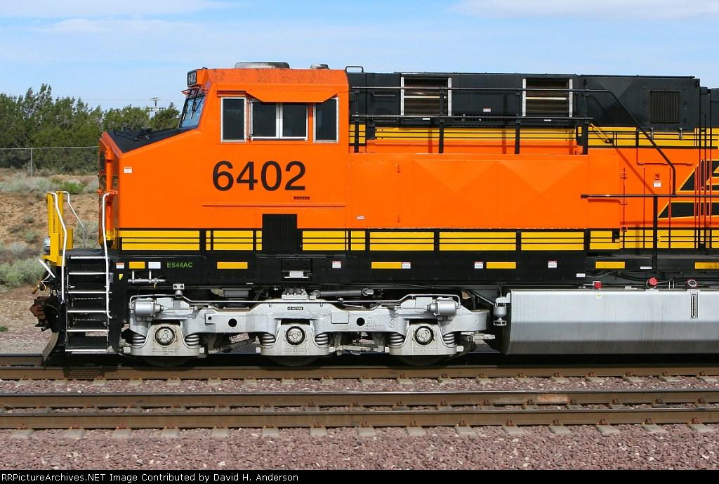 BNSF 6402
