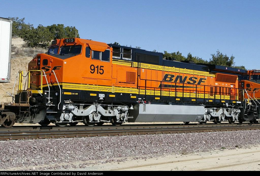 BNSF 915