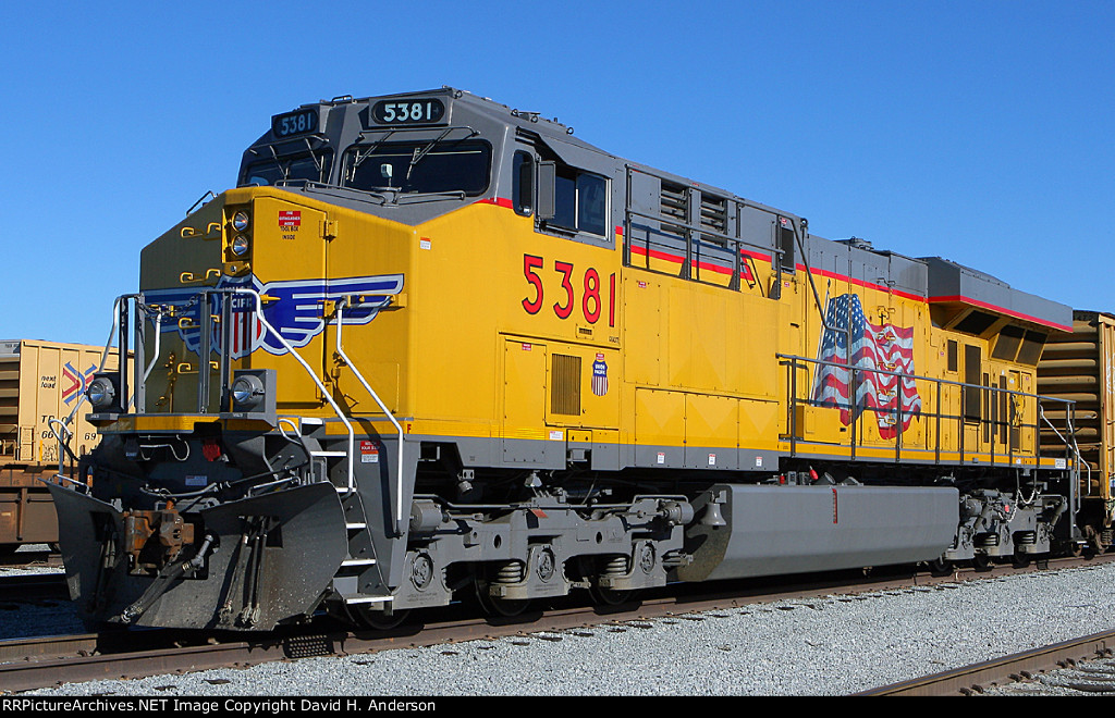 UP 5381