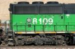 BNSF 8109