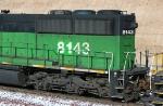 BNSF 8143