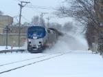 Winter railfanning at is finest!
