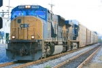 CSX 4755 and the Q217-05 at Satterwite (Rte 28)