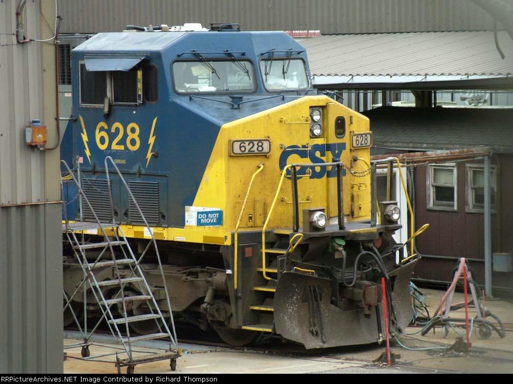 CSX 628