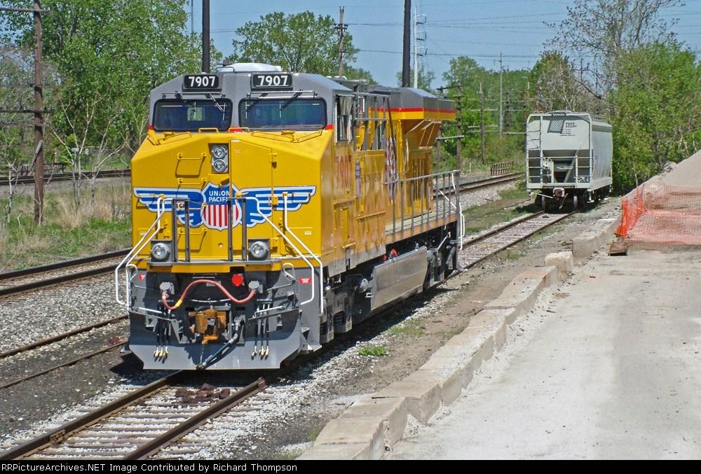 UP 7907