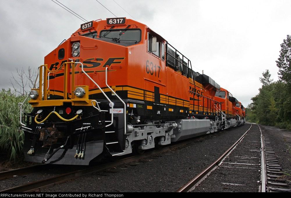 BNSF 6317