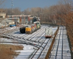 GE Locomotive Yard