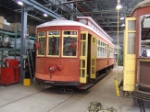 VonDullen streetcar 2011 is sanded and ready for a paint job